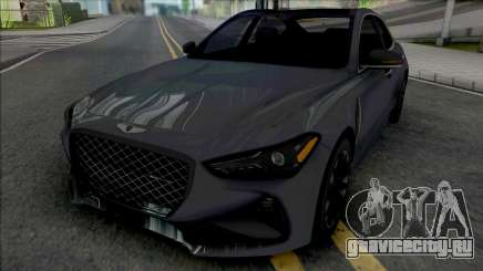 Hyundai Genesis G70 для GTA San Andreas