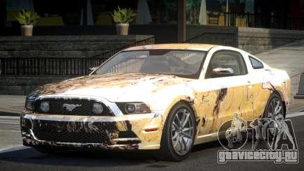 Ford Mustang GT BS-R L2 для GTA 4