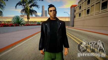 New Claude для GTA San Andreas