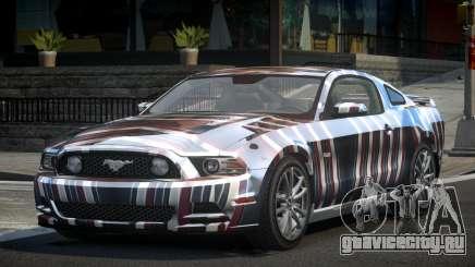Ford Mustang GT BS-R L5 для GTA 4