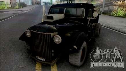 GTA V Bravado Rat-Loader [VehFuncs] для GTA San Andreas