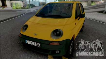 Daewoo Matiz (Romanian Plates) для GTA San Andreas