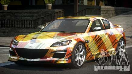 Mazda RX-8 SP-R S4 для GTA 4