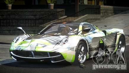 Pagani Huayra SP-S L10 для GTA 4