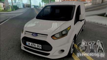 Ford Transit Connect Titanium для GTA San Andreas