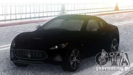 Maserati GranTurismo MC Stradale 18 для GTA San Andreas