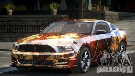 Ford Mustang 302 SP Urban S5 для GTA 4