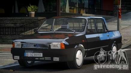 Dacia 1307 Pick-Up Drop Side для GTA 4