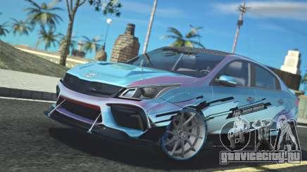 Kia Rio 4 2017 для GTA San Andreas