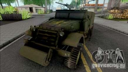M3A1 Half-Track для GTA San Andreas