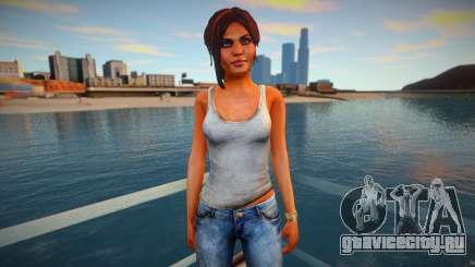 Nikki Lovett - NFS The Run для GTA San Andreas