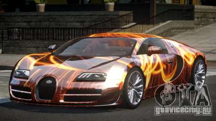 Bugatti Veyron US S5 для GTA 4