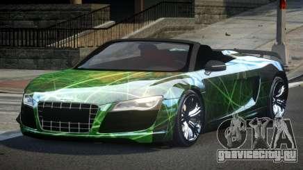 Audi R8 SP Roadster PJ4 для GTA 4