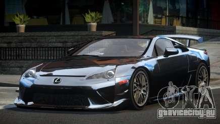 Lexus LFA GS-J для GTA 4