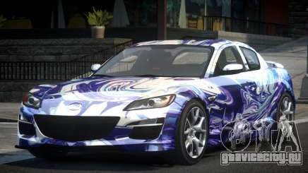 Mazda RX-8 SP-R S6 для GTA 4