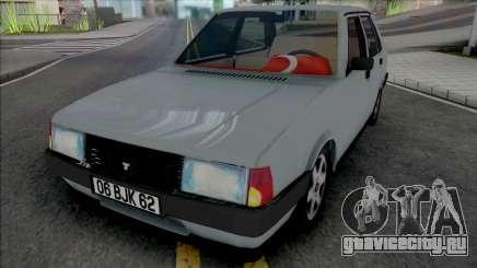 Tofas Sahin (Turkish Style) для GTA San Andreas