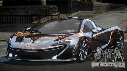 McLaren P1 US S1 для GTA 4