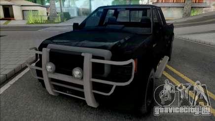 GTA V Vapid Sadler [IVF VehFuncs Extras] для GTA San Andreas