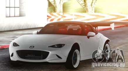 Mazda MX-5 2016 Pandem для GTA San Andreas