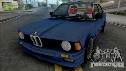 BMW 3-er E21 B44 4.0 Swap для GTA San Andreas