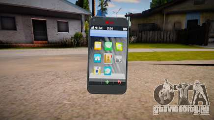 Michael phone from GTA V для GTA San Andreas