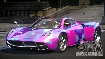 Pagani Huayra SP-S L8 для GTA 4