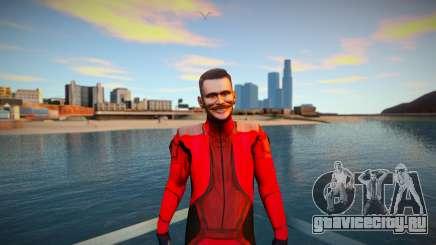 Dr Robotnik - Eggman для GTA San Andreas