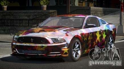 Ford Mustang 302 SP Urban S10 для GTA 4
