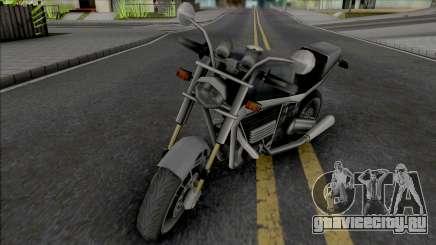 Streetfighter для GTA San Andreas