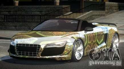 Audi R8 SP Roadster PJ1 для GTA 4