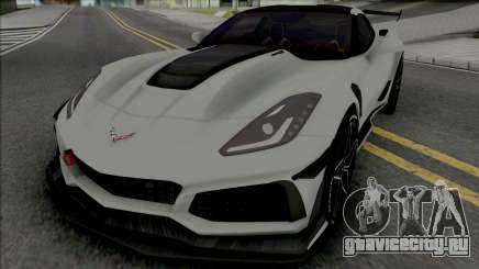 Chevrolet Corvette ZR1 [IVF] для GTA San Andreas