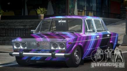 VAZ 2106 BS Drift S2 для GTA 4