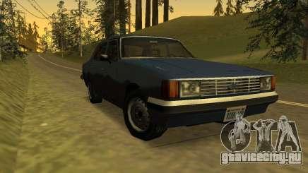 Chevrolet Opala Diplomata 1983 SA Style для GTA San Andreas