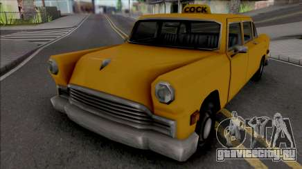 James Mays Approved Cabbie для GTA San Andreas