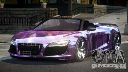 Audi R8 SP Roadster PJ3 для GTA 4