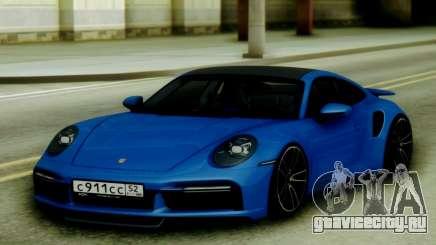 Porsche 911 Turbo S 21 для GTA San Andreas
