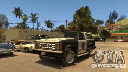 Police Rancher SA для GTA 4