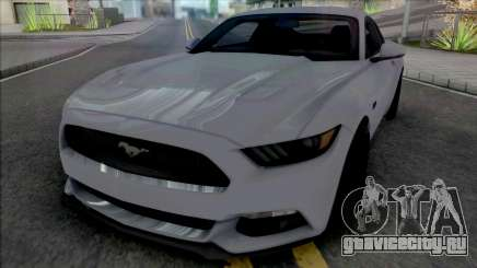 Ford Mustang GT [HQ] для GTA San Andreas