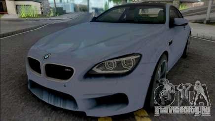 BMW M6 Coupe (Real Racing 3) для GTA San Andreas