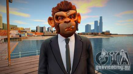 Michael Pogo для GTA San Andreas