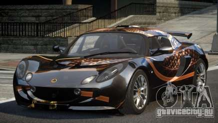 Lotus Exige BS-U L3 для GTA 4