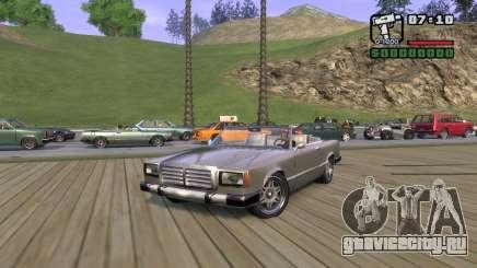 Feltzer SA для GTA 4