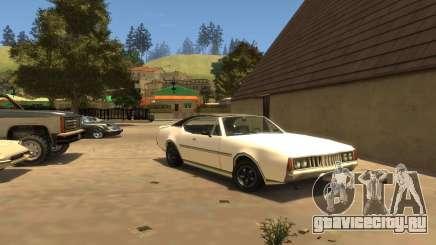 Clover SA для GTA 4