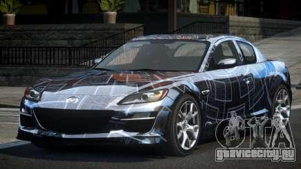 Mazda RX-8 SP-R S9 для GTA 4