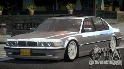 BMW 750iL 90S V1.2 для GTA 4