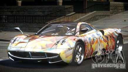 Pagani Huayra SP-S L4 для GTA 4