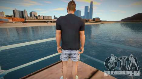 One-Punch Man для GTA San Andreas