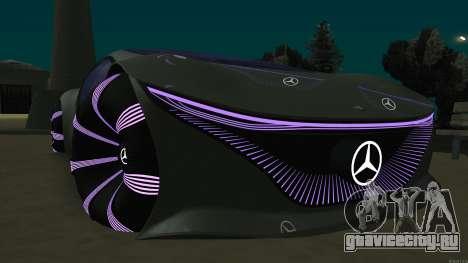 Mercedes-Benz Vision AVTR для GTA San Andreas