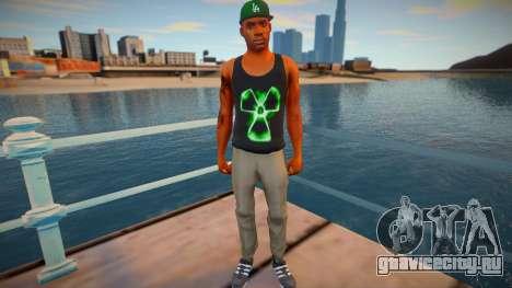 Hate fam3 для GTA San Andreas