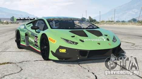 Lamborghini Huracan GT3 EVO 2018〡add-on